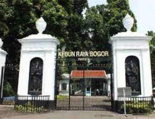 Bogor, si Kota Hujan